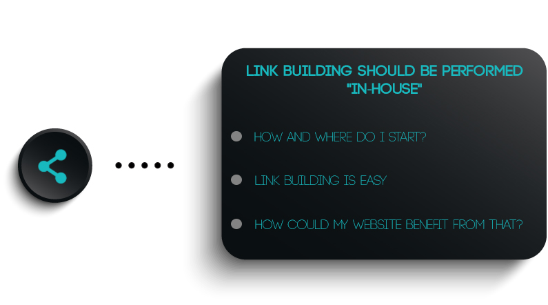 "Link-building Should Be Performed ""In-House"""